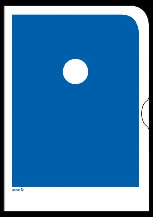 Mono-Trend2-Blau-O