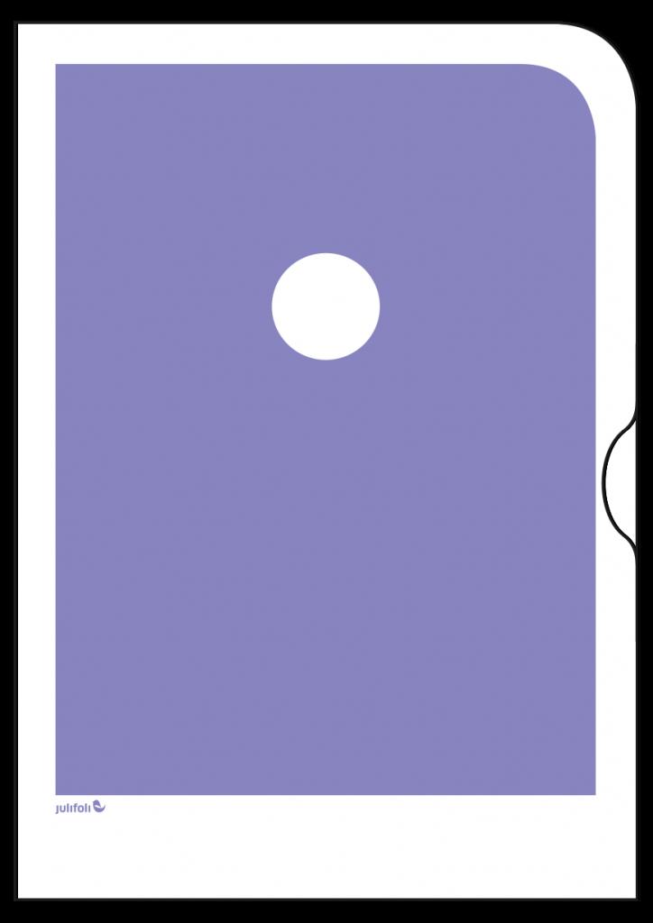 Mono-Trend3-Flieder-O