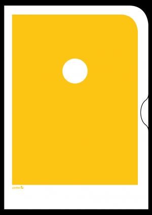 Mono-Trend3-Sonnengelb-O