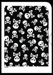 Schoene-Muster-Pirat-O